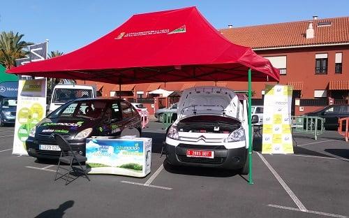 Celebrado un evento dedicado a la movilidad sostenible en Tenerife con la presencia de Gasmocion y el autogas/GLP