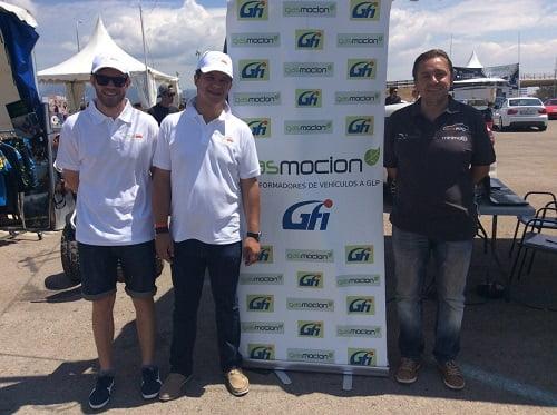 Gasmocion, presente en la Expo Motor Show dando a conocer el autogas/GLP y GNC