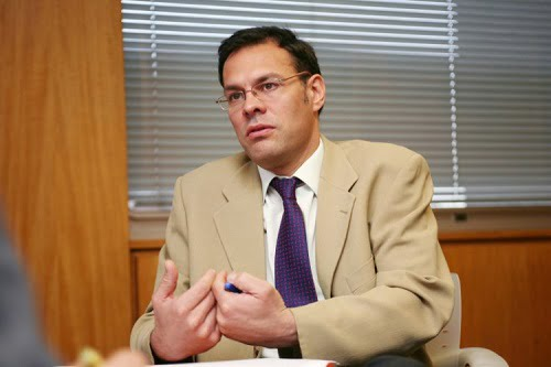 Jose Ramón Freire, presidente de Gasnam, habla sobre el gas natural para automoción