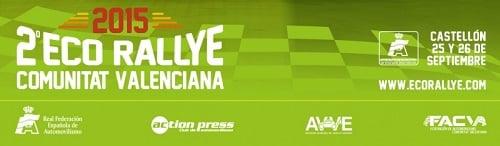 Castellón acogerá el 25 y 26 de septiembre la segunda edición del Eco Rallye de la Comunitat Valenciana