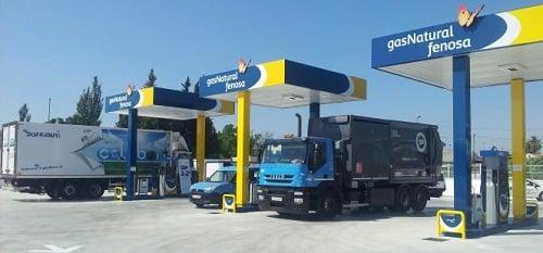 Gas natural, un 30% de ahorro frente al diésel y un 50% con la gasolina