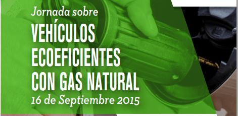 Celebrada la jornada sobre vehículos ecoeficientes con gas natural con la presencia de Gasmocion S.L.