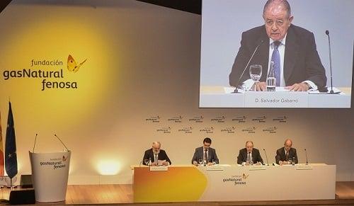 Seminario internacional sobre 'El gas natural y la seguridad energética de Europa'