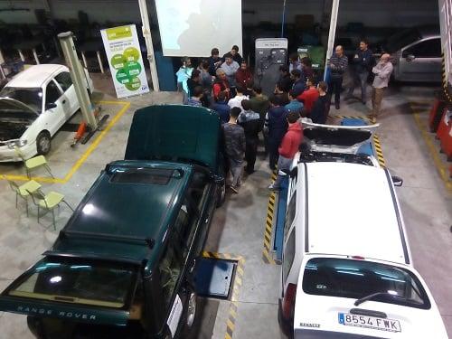 Gasmocion imparte una jornada sobre el autogas/GLP y GNC en Baleares