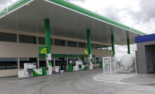 BP inaugura una nueva estación de servicio con autogas GLP en San Fernando de Henares (Madrid)