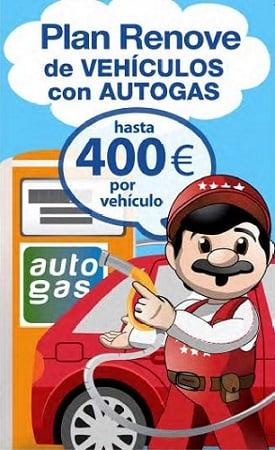 La Comunidad de Madrid impulsa el autogas GLP con ayudas de hasta 400€