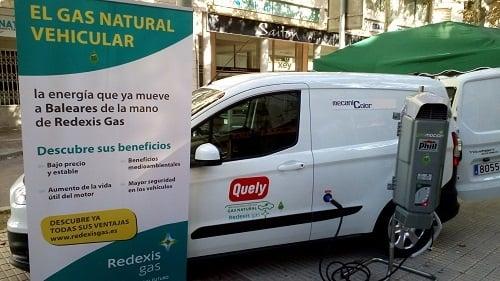 Celebrada la Feria del Motor de Inca con la presencia de Gasmocion y el autogas GLP, GNC y compresores de suministro