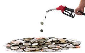 gasolina dinero