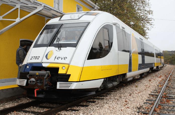 Evarm participa en el primer tren impulsado por gas licuado GNL