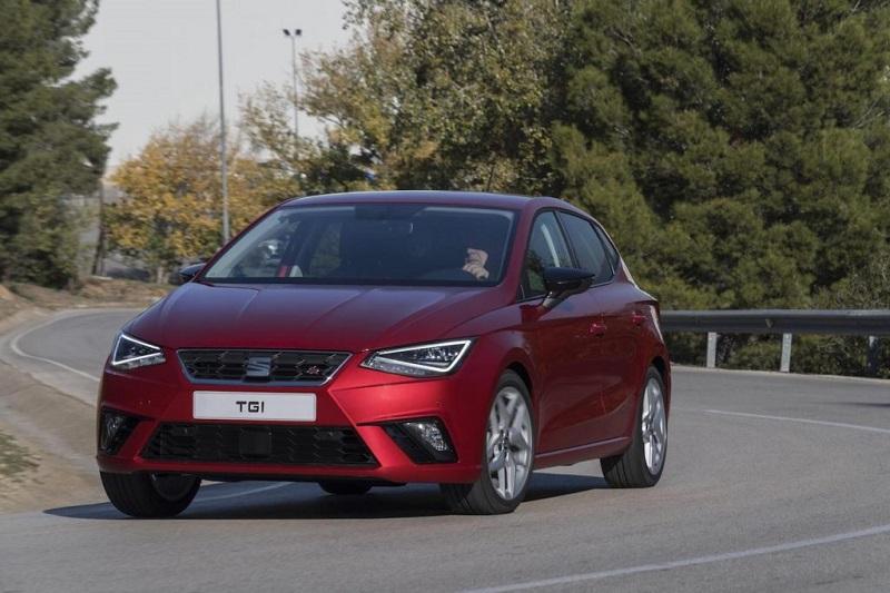 SEAT Ibiza TGI con gas natural comprimido (GNC), una alternativa para un mundo real