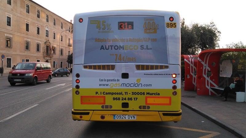 Sorteo: Captura al autobús de Gasmocion