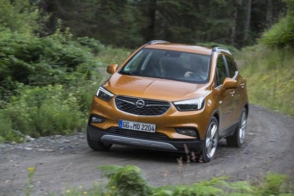 Opel Mokka X Turbo autogas GLP: un SUV de 140 CV con etiqueta ECO por 17.000 euros