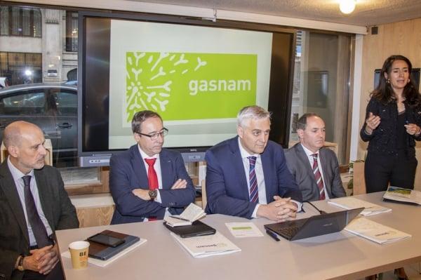 Comienza el congreso de GASNAM: la movilidad sostenible del gas natural