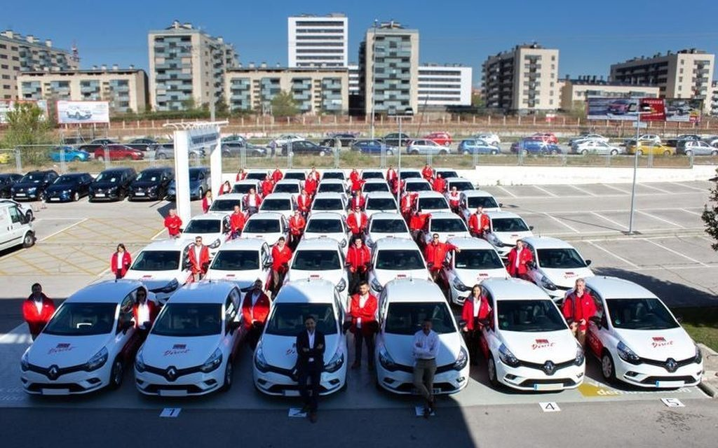 Securitas Direct incorpora una flota de 46 Renault Clio GLP