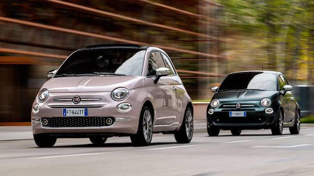 Fiat actualiza la gama del 500, que sigue contando con versión a autogas GLP