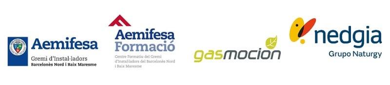 Badalona acoge la primera gasinera de pequeño formato de España con finalidad formativa